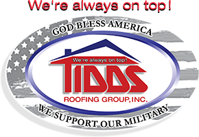 Tidds Roofing Group, Inc., Logo
